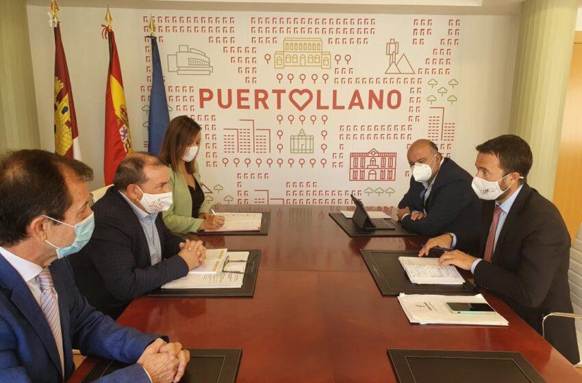 El Gobierno regional licita cuatro proyectos por importe de 8,1 millones de euros en Puertollano