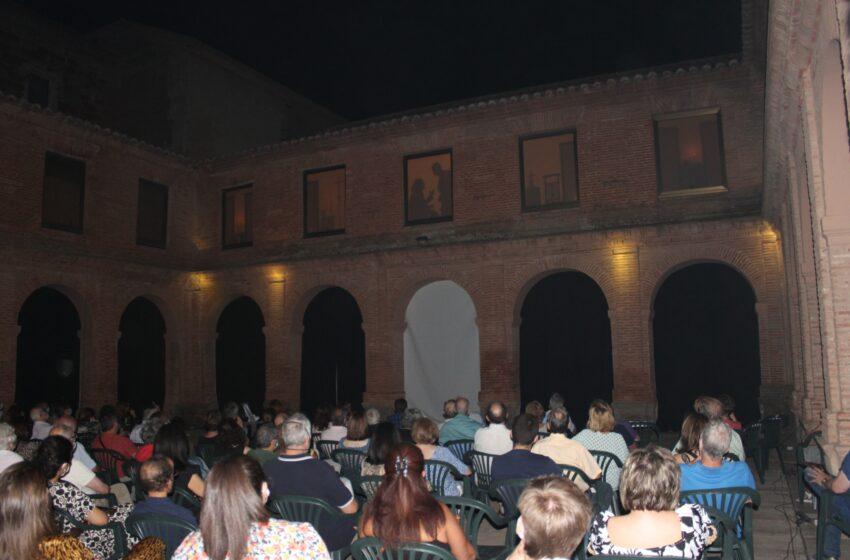 Villanueva de los Infantes conmemora el 376 Aniversario del Fallecimiento de Francisco de Quevedo con el espectáculo visual 'Quevedo, Alma Inmortal'