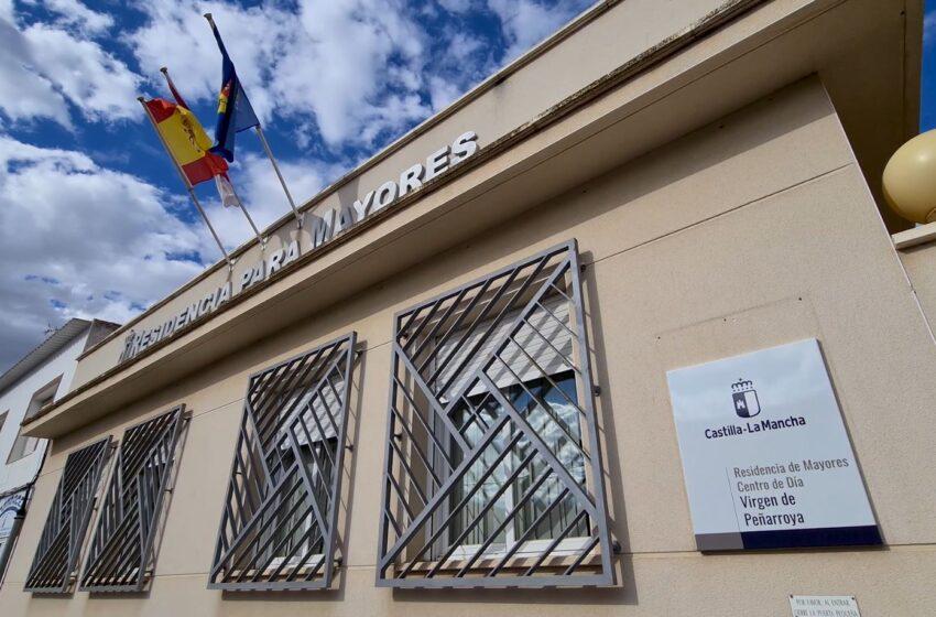 """La unión de empresas OHL INGESAN y COMUNITELIA  presta servicios integrales en la Residencia de Mayores """"Virgen de Peñarroya"""" de Argamasilla de Alba"""