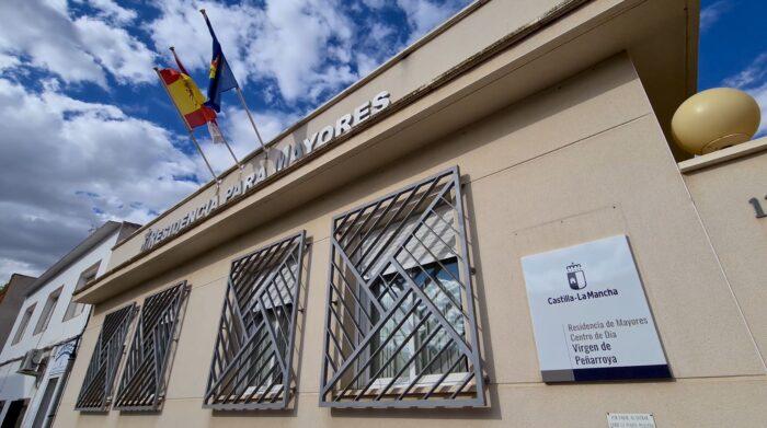 Residencia de mayores de Argamasilla de Alba