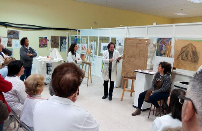 Se abre el plazo de matrícula para los 34 Talleres de Artes Plásticas 'Daniel de Campos' de Valdepeñas