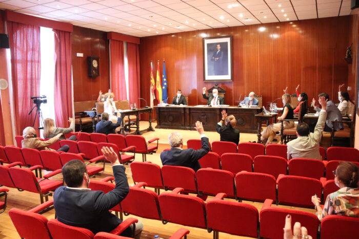 Sesión plenaria de septiembre