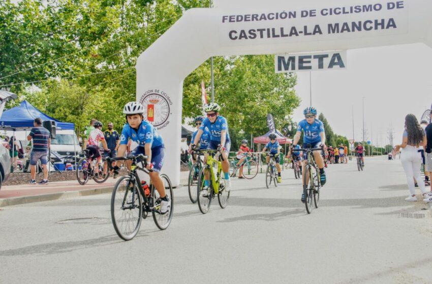 La XII Prueba de Escuelas Feria de Albacete pone el broche final a la competición del ciclismo base en CLM