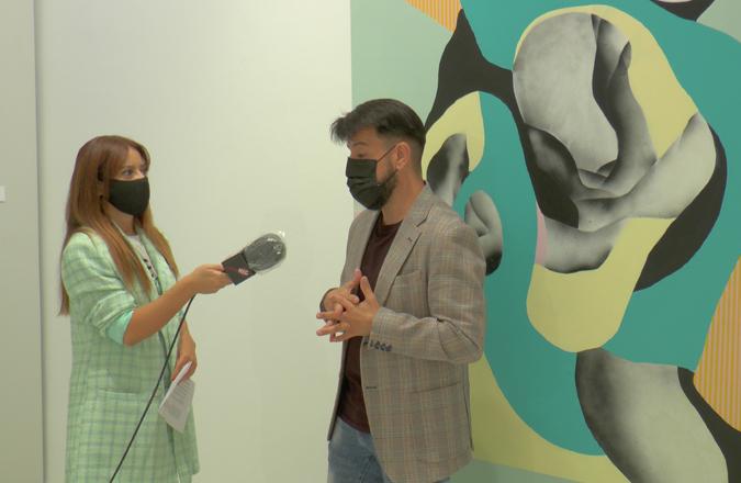Javier Tercero: «Para mí es un orgullo formar parte de esta exposición»