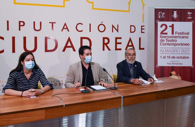 Vuelve a Almagro el teatro contemporáneo con público gracias al XXI Festival Iberoamericano que organiza «La Veleta»
