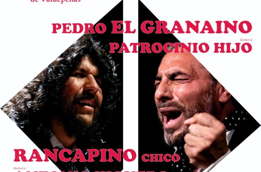 El Teatro-Auditorio Fco. Nieva acogerá el próximo 5 de noviembre el XLII Festival de Arte Flamenco «Ciudad del Vino»