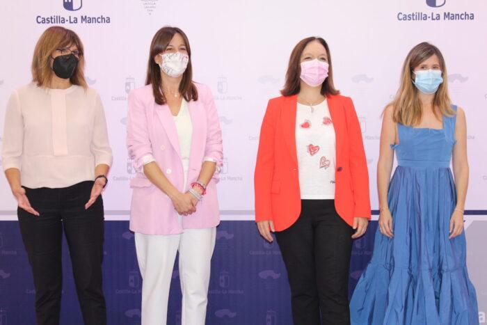 Entrega del I Premio Periodístico Luisa Alberca Lorente por la Igualdad de Género