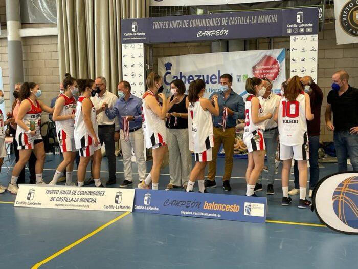 Trofeo Junta de Baloncesto Femenino,