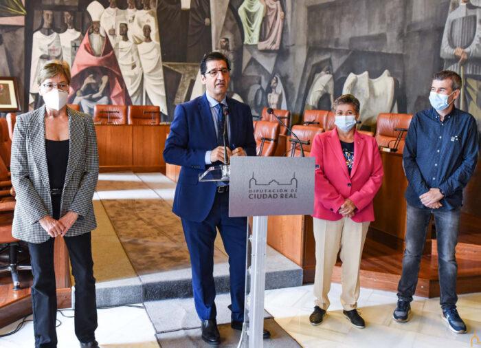 Presentación del XIV Congreso Estatal y II Iberoamericano
