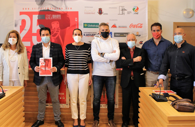 El Gobierno regional destaca que el Quijote Maratón se ha convertido en seña de identidad y patrimonio deportivo de Castilla-La Mancha