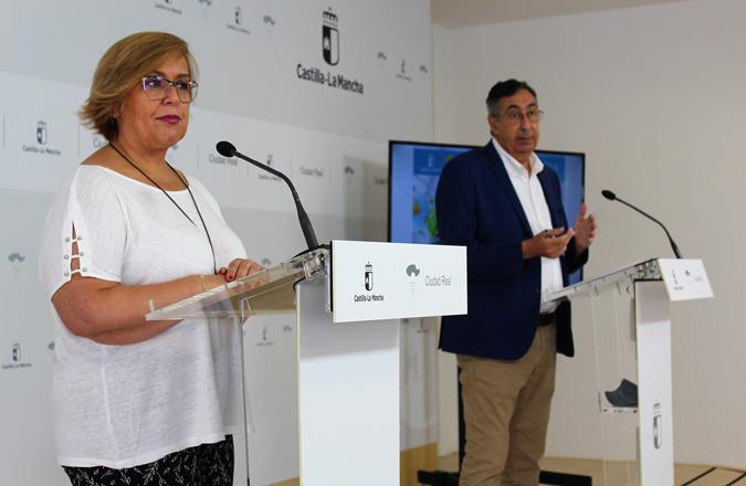 El Gobierno regional mantiene los protocolos para dar seguridad a los 96.620 alumnos y 7.986 docentes que hoy vuelven a clase en Ciudad Real