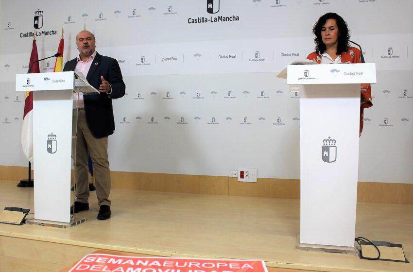 Calzada de Calatrava protagoniza las actividades de la Semana Europea de la Movilidad promovidas por el Gobierno de CLM