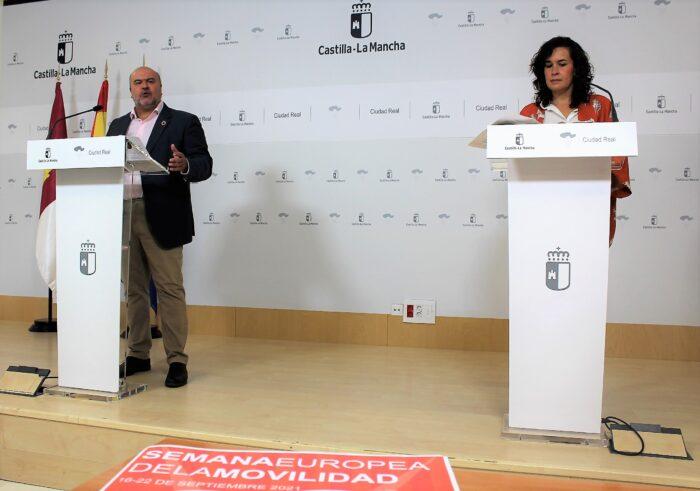 Fausto Marín y Gema García
