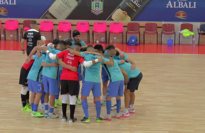El Palma Futsal se adjudicó el XVIII Trofeo Ciudad del Vino ante el Viña Albali Valdepeñas en los penaltis