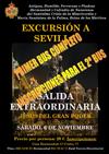 Misericordia y Palma abre inscripciones para el 2º bus, excursión a Sevilla «Gran Poder»