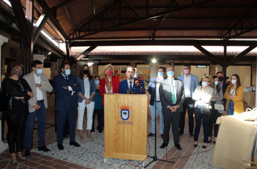 Moral de Calatrava inaugura su Mercado Municipal tras una reforma integral subvencionada con fondos LEADER