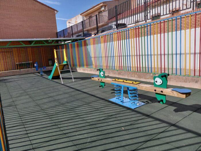 Colegio del parque