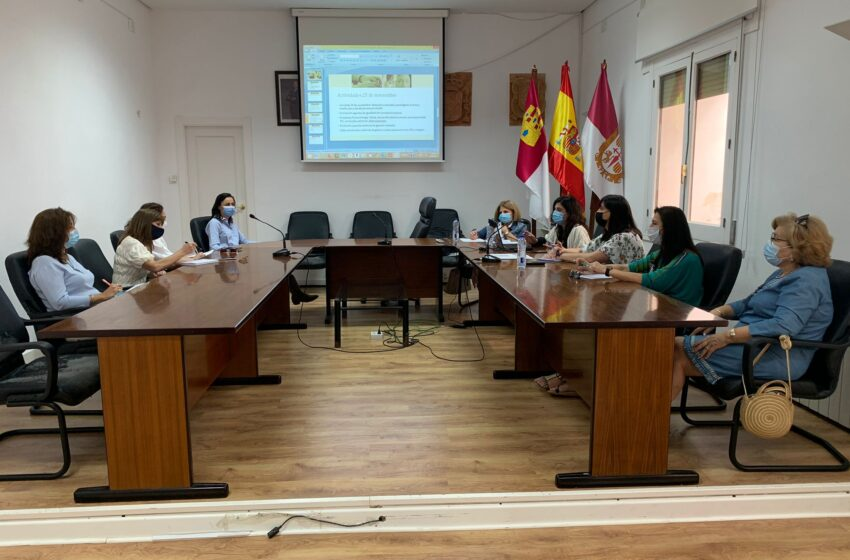 El Consejo Local de la Mujer de Villanueva de los Infantes se reúne para programar las actividades del trimestre
