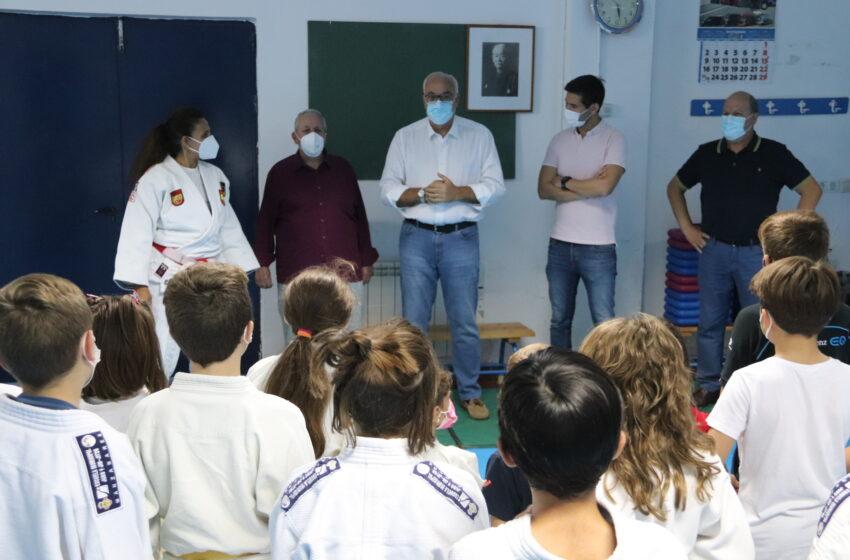 Vuelven las Escuelas Municipales de Judo y Defensa Personal  a Manzanares