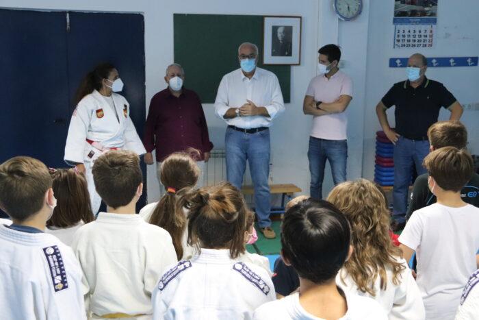 Escuela Municipal Judo y Defensa Personal