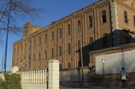 Fábrica de Harinas de Manzanares