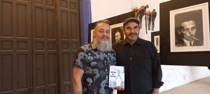 Hermógenes Patón y José Luis Fernández