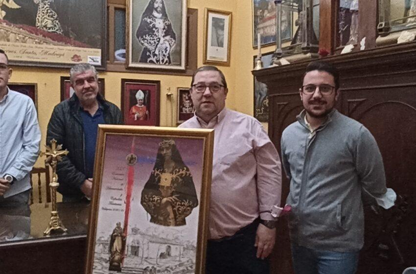 Presentación cartel y actos del XIX Encuentro de Hermandades y Cofradías Trinitarias en Valdepeñas