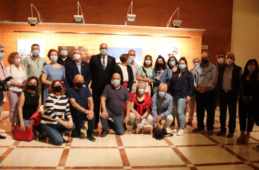La asociación 'Amigos de Paco Boni' inaugura su VII exposición colectiva en Manzanares