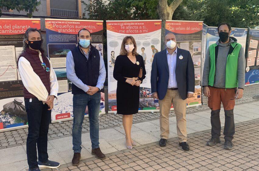 El Gobierno de CLM ha celebrado una jornada de sensibilización con motivo del Día Internacional contra el Cambio Climático en Argamasilla de Calatrava