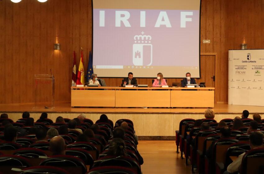 Inauguración del Seminario 'Enfoque de género en los Grupos de Acción Local' enTomelloso