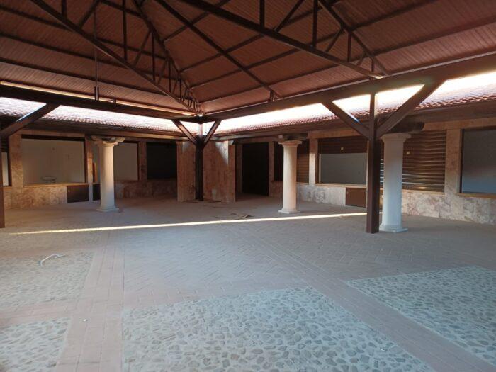 Interior Mercado