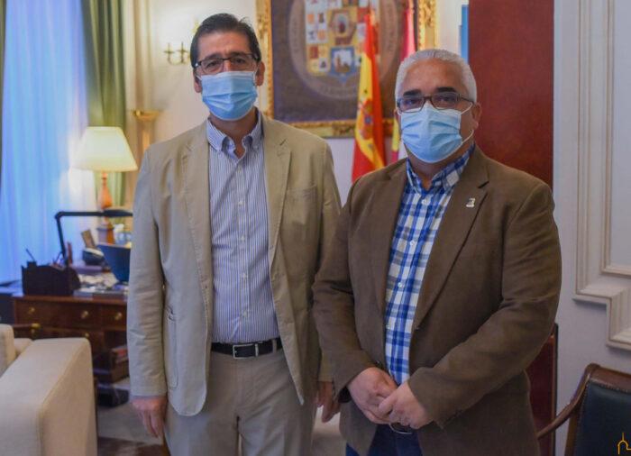 José Manuel Caballero y Carlos Alberto Ortiz