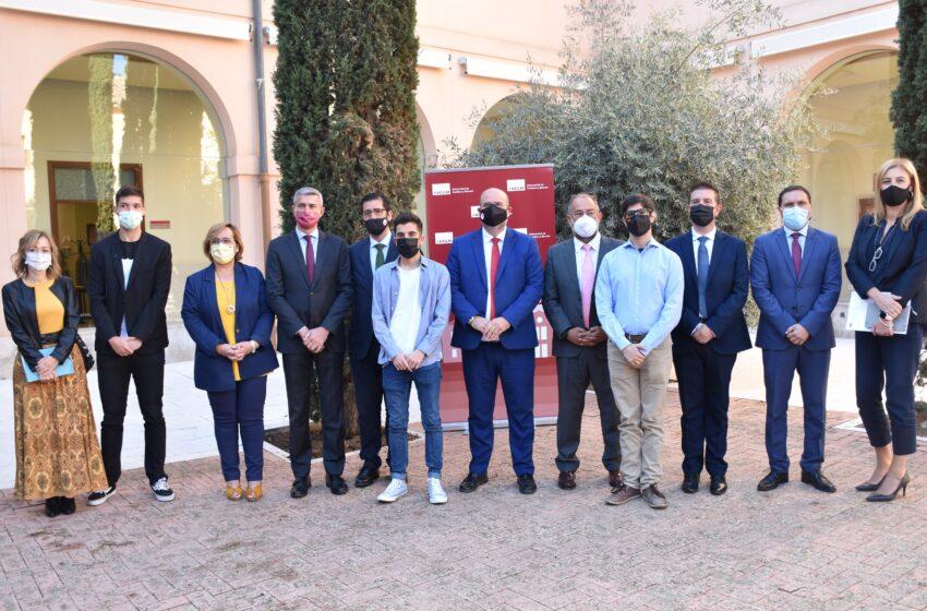 El vicepresidente de Castilla-La Mancha ha participado hoy en el acto de presentación de los resultados del programa 'UCLM Rural: Universitarios ante la despoblación'