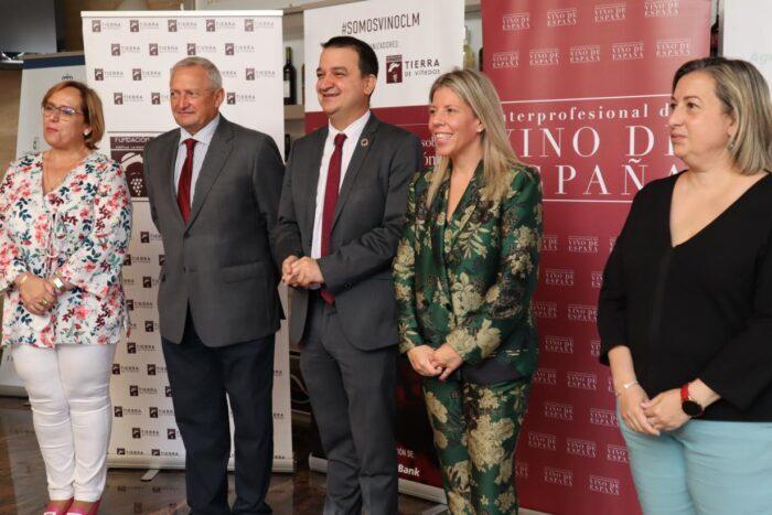 Presentación del estudio 'La relevancia económica del sector vitivinícola en Castilla-La Mancha'
