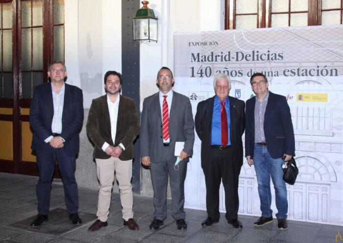 """Presentación del libro """"Historia del ferrocarril en Ciudad Real. Primera parte (1846-1941)"""""""