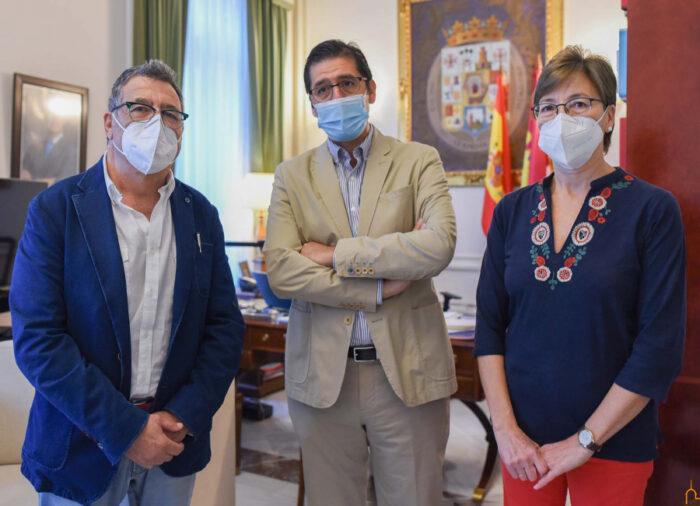 Reunión con la Asociación Provincial de Taxistas de Ciudad Real