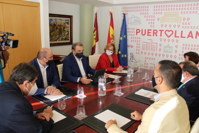 Reunión en Puertollano