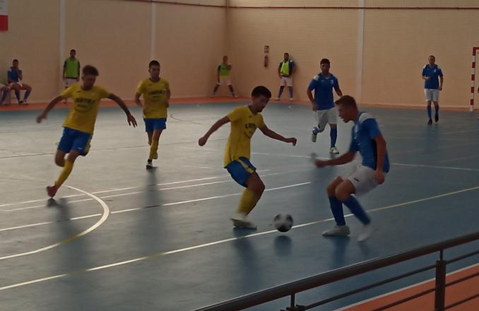 Nuevo fin de semana intenso para el Club Deportivo Fútbol Sala La Solana