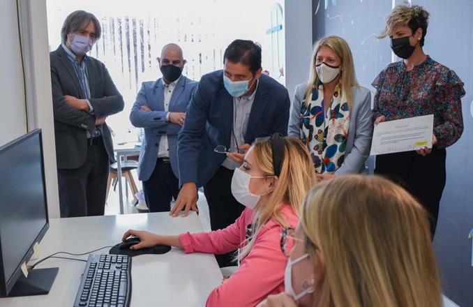 La Diputación apuesta por la transformación digital con apoyo económico a 120 empresas de la provincia