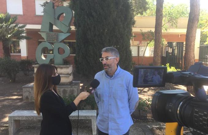 David Espinosa: «Hay gran demanda de técnicos y técnicos superiores, por lo que es buen momento para estudiar la FP»
