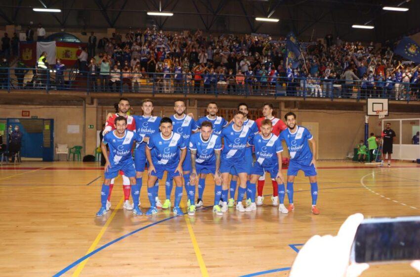 Manzanares FS Quesos El Hidalgo 3-3 Inter: Remontada épica