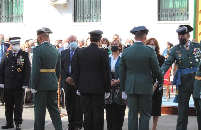 El Gobierno de Castilla-La Mancha agradece el trabajo y dedicación de los agentes de la Guardia Civil adscritos a la Comandancia de Ciudad Real