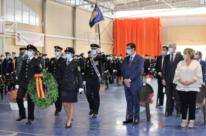 Acto de celebración de los Ángeles Custodios, patronos de la Policía Nacional