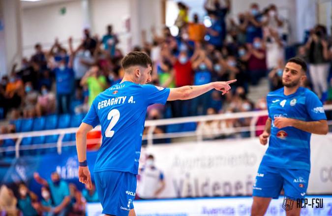 Viña Albali Valdepeñas empata en su último partido de pretemporada