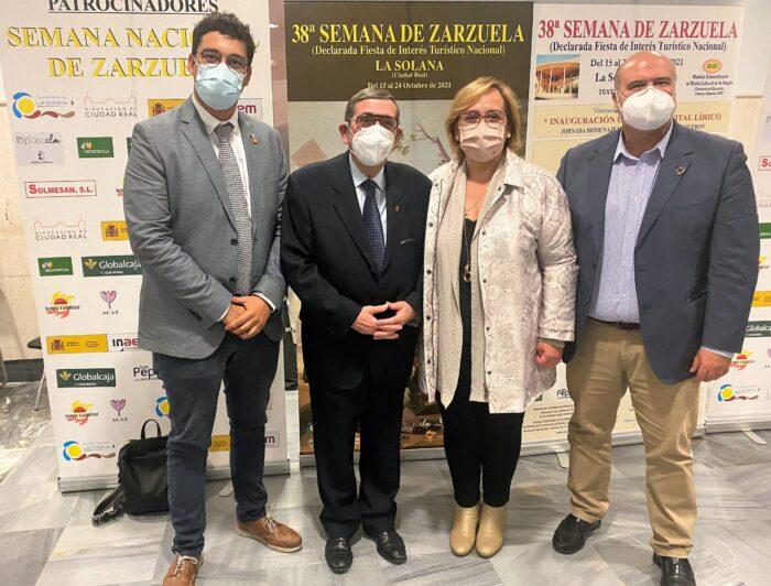 Clausura de la Semana de la Zarzuela de La Solana